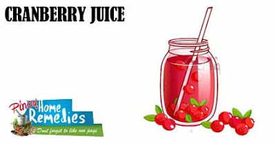 Home Remedies For Urinary Tract Infection (UTI): Cranberry Juice