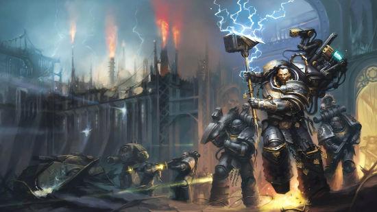Warhammer 40,000 - Charge à la Masse - Full HD 1080p