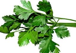 البقدونس أعشاب طبيعيه لعلاج زيادة الأملاح في الجسم