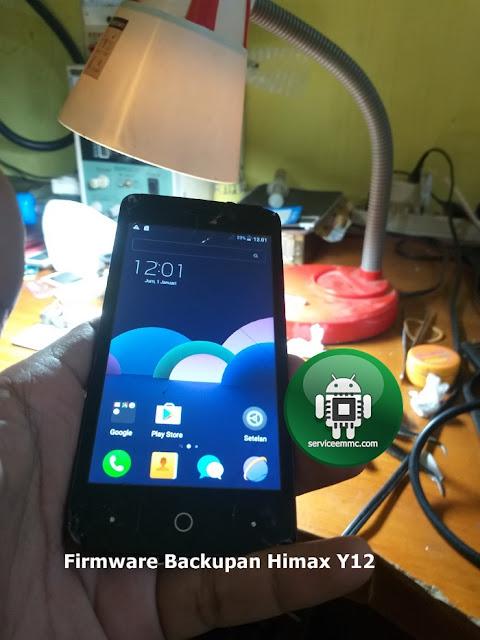 #JadulanMantap_Firmware Himax Y12 MT6580 Backup Cm2 DOngle