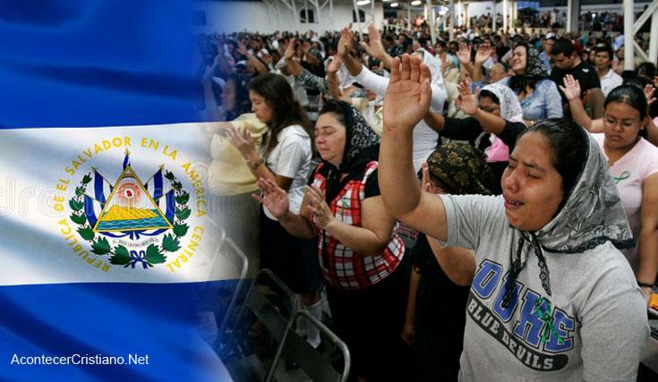 Cristianos evangélicos de El Salvador