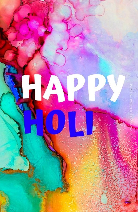 Happy Holi Wishing for whatsapp