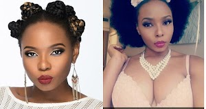Yemi Alade Shows Off Hot Banging Boobs In New Photos