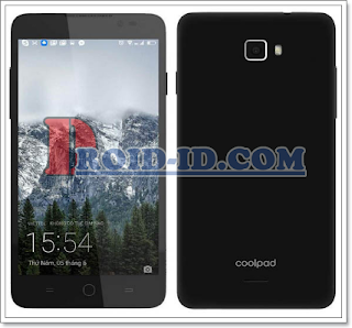 Cara Flashing Coolpad A118 Roar 3