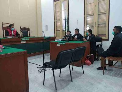 Hakim 3 Kali Tunda Sidang Kasus Pembunuhan, Terdakwa Ko Ahwat Terpapar Covid
