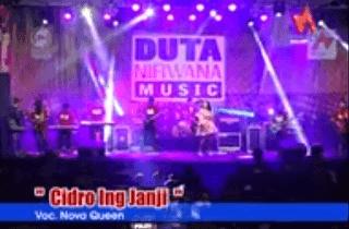 Lirik Lagu Cidro Ing Janji - Nova Queen