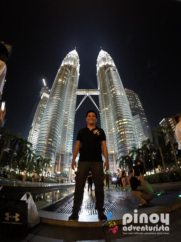Petronas Twin Towers KL Malaysia