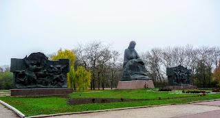 Кропивницкий. Мемориальный комплекс «Крепостные валы»