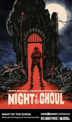 ComiXology and Scott Snyder's Best Jacket Night Of The Ghoul