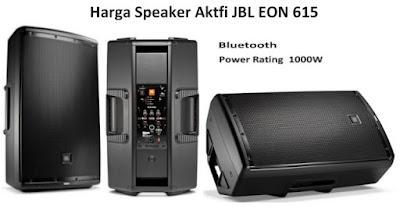 Harga Speaker Aktif JBL EON 615