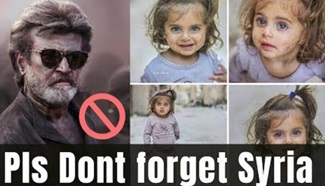 Why Should We Tamils Support Syrians