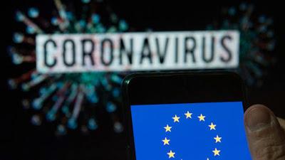 Coronavirus Eropa