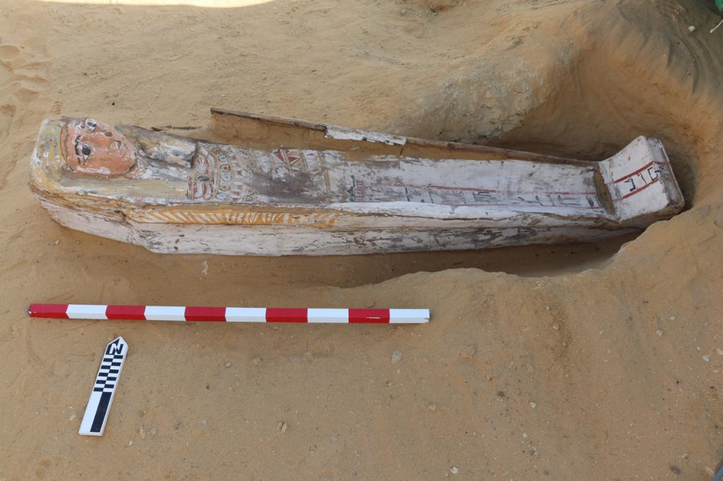 Important archaeological discoveries dating back to the Old, New and Late Periods
