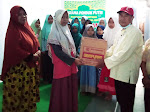Paguyuban UMKM Cahaya Pituruh Berbagi Menu Buka Puasa di Pondok Pesantren Tahfidzul Quran Wal Kutub Megulunglor