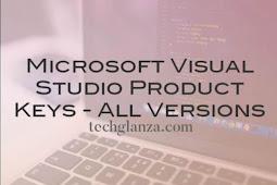 Visual Studio Ultimate | Product Keys | All Versions (2012-2019)