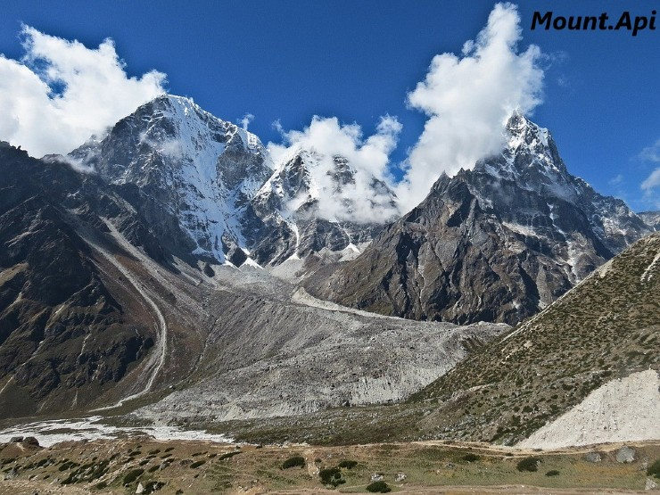 Mount Api,Tourist destination in western Nepal