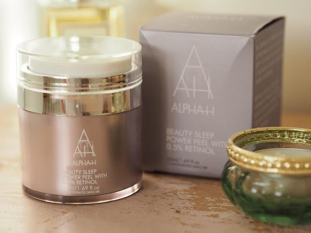 AlphaH Beauty Sleep Power Peel