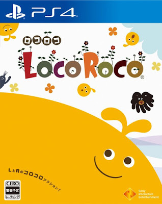 Unblock LocoRoco remastered earlier on PlayStation 4 with New Zealand VPN