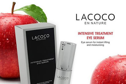 Lacoco Intensive Treatment Eye Serum (Serum Mata) Terbaik