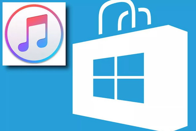 iTunes won't be in the Microsoft Store this year