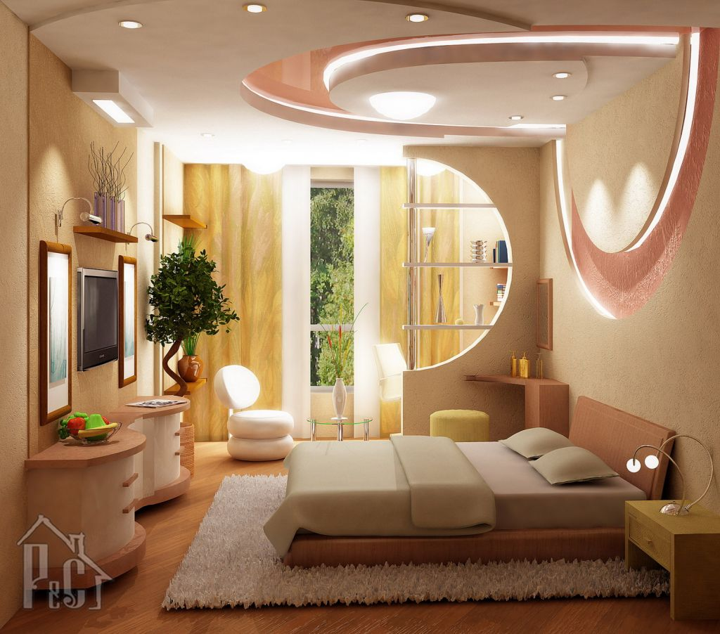 أفكار ديكورات غرف نوم décoration chambre à coucher ...