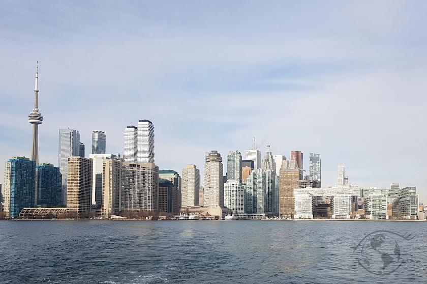 Toronto najlepsze punkty widokowe na miasto