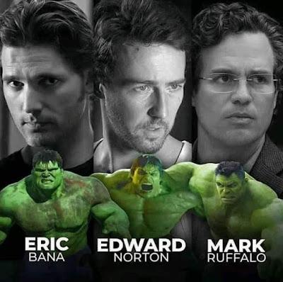 Los tres Hulk cine