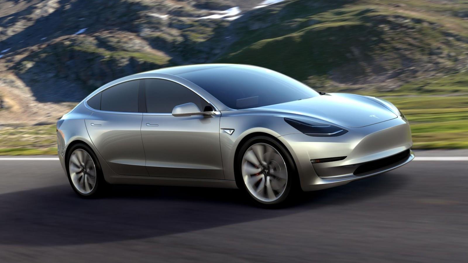 Model 3 sẽ có nhiều điểm giống Model S