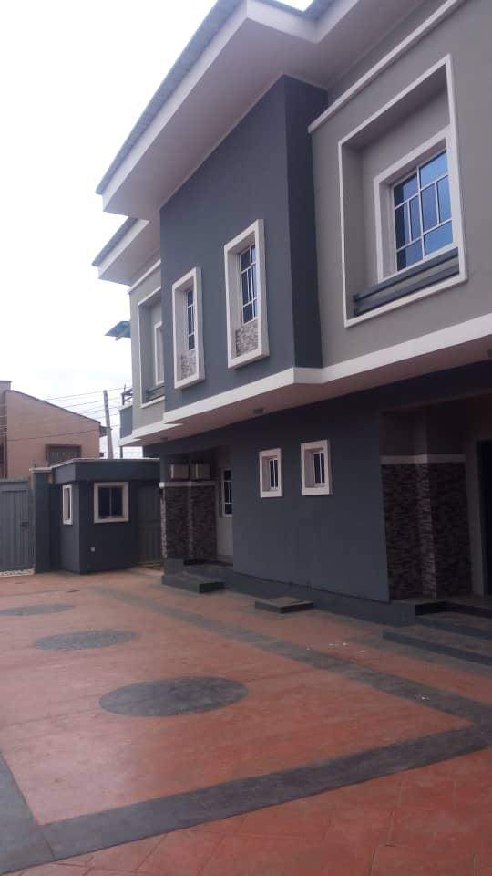 NEW DUPLEXES  FOR SALE AT AJAO ESTATE EXTENSION,ISOLO