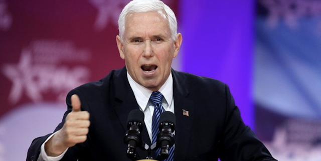 CPAC Gives Mike Pence a Standing Ovation: 'We Will Never Be a Socialist Country!'