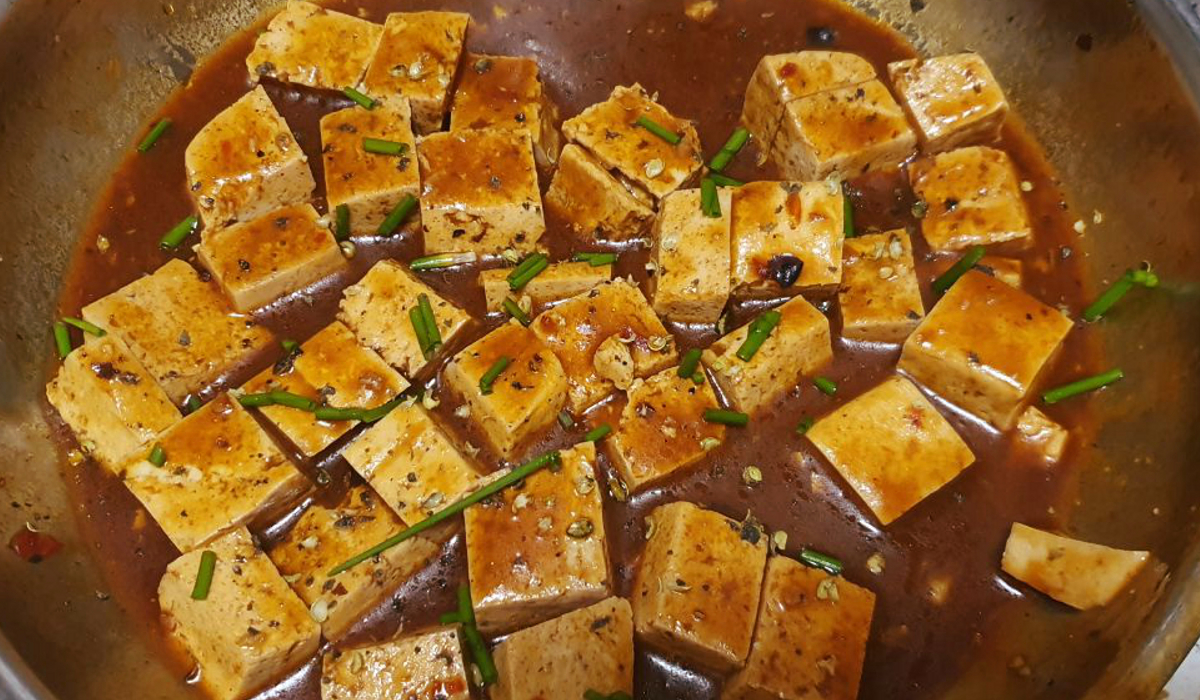 Mapo Tofu Resepti