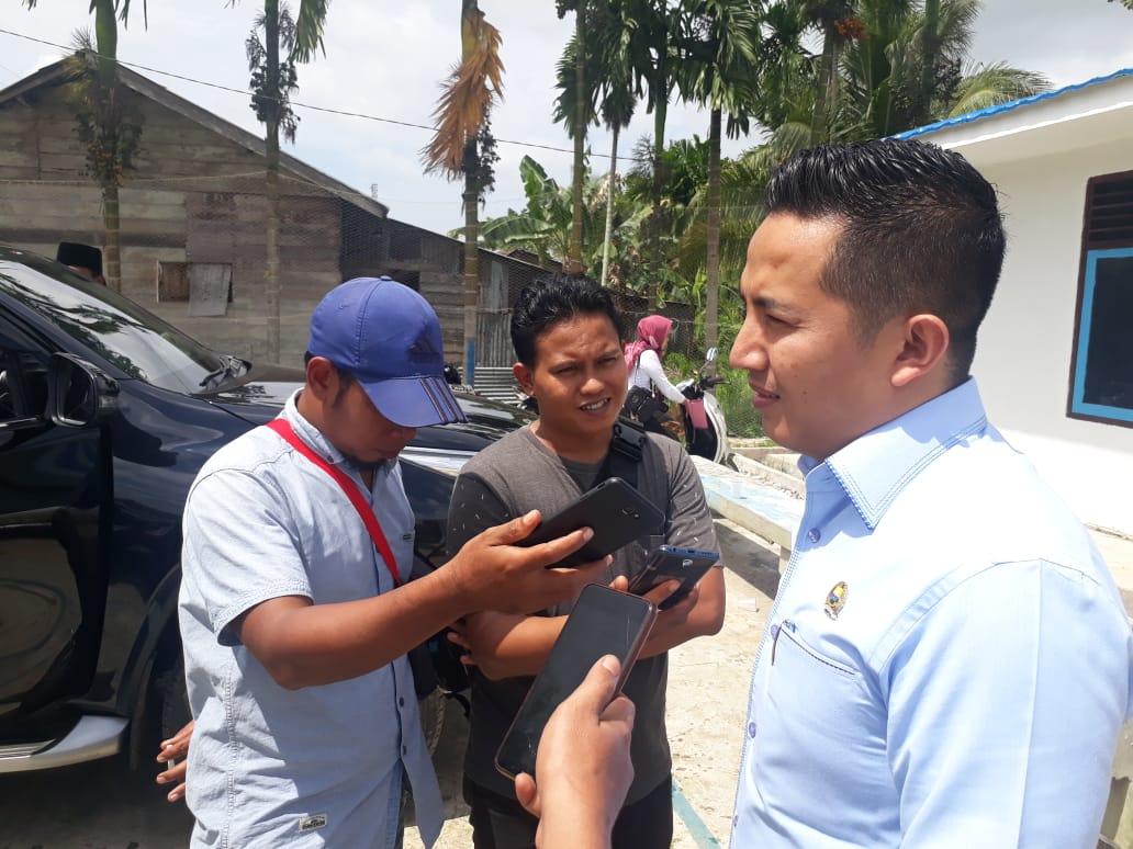 Soal Kerusakan Jalan Provinsi, DPRD Provinsi Akan Hearing bersama Pemkab dan DPRD Tanjabtim