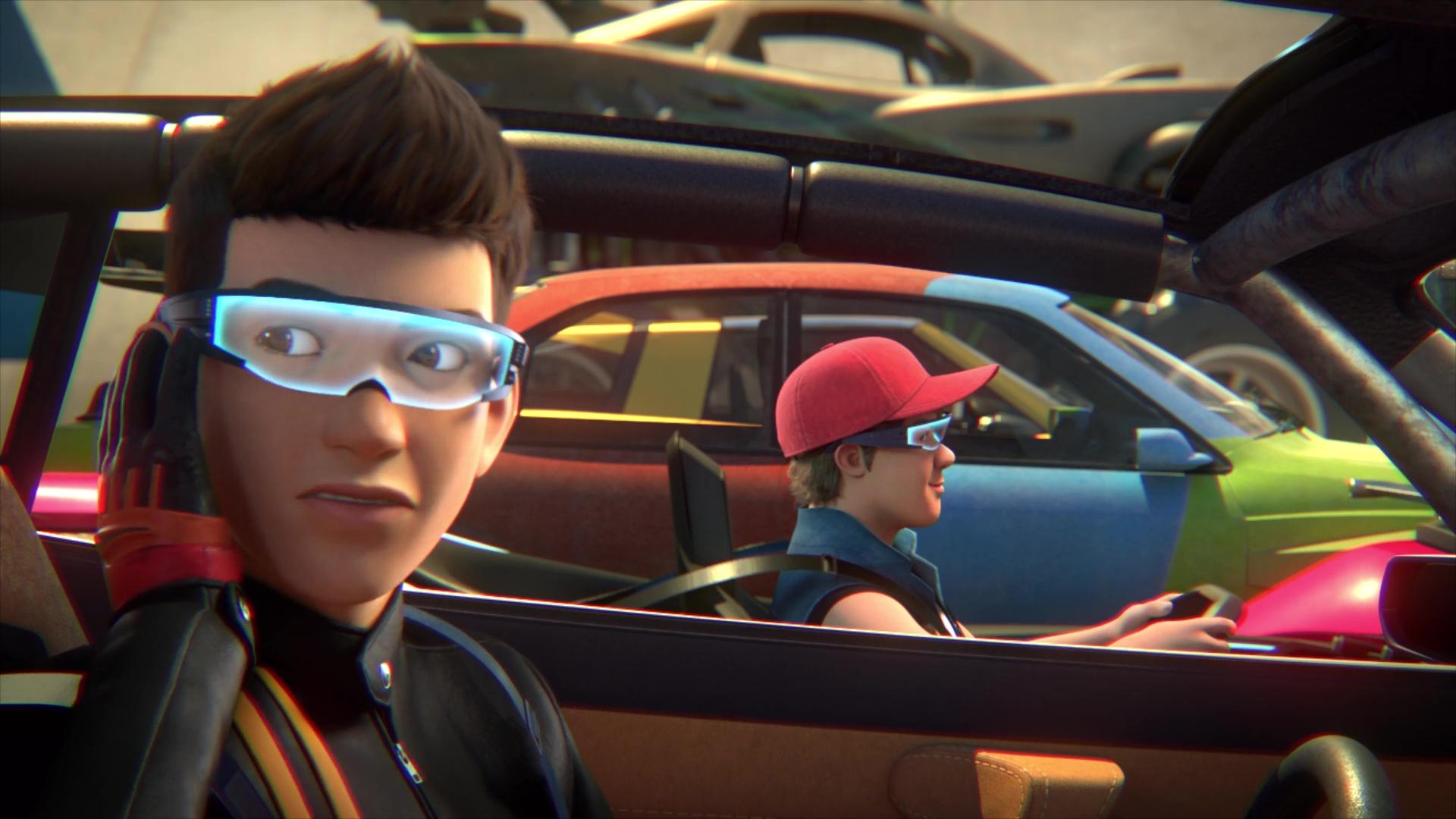 Rápidos y furiosos: Espías al volante (2021) Temporada 5 1080p WEB-DL Latino