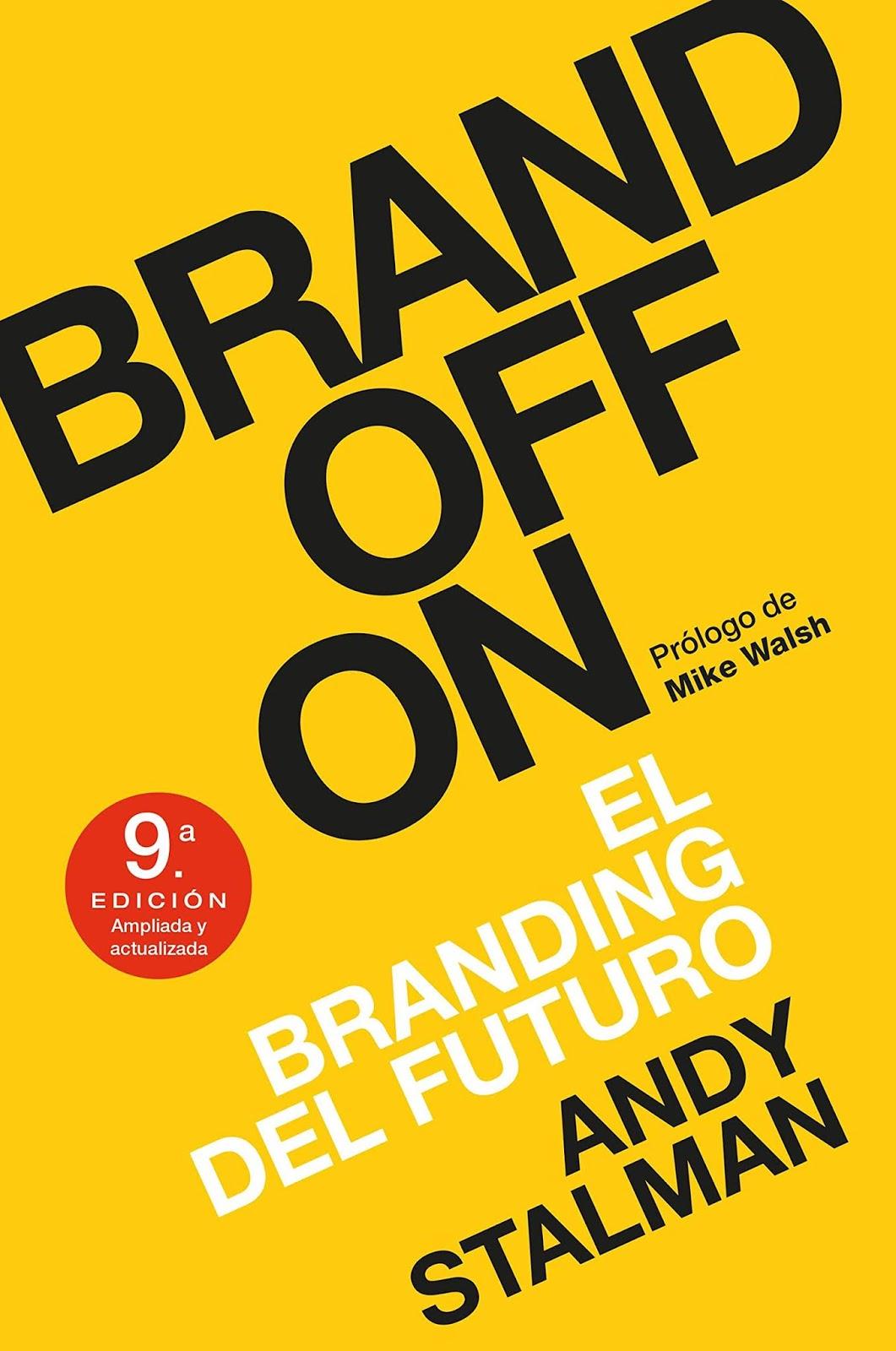 Brandoffon libro sobre branding del futuro