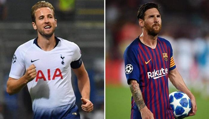 مباراة برشلونة وتوتنهام هوتسبير11-12-2018 دوري ابطال اوروبا