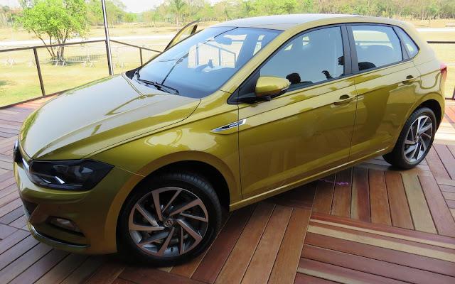 VW oferece parcelas de R$ 99 reais no primeiro ano