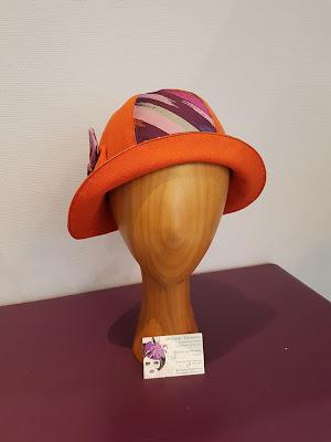 www.patouchechapeaux.com chapeaux ville, cérémonie, mariée