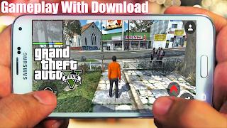 GTA V Mobile Beta Game Download For Android । GTA 5 Mobile