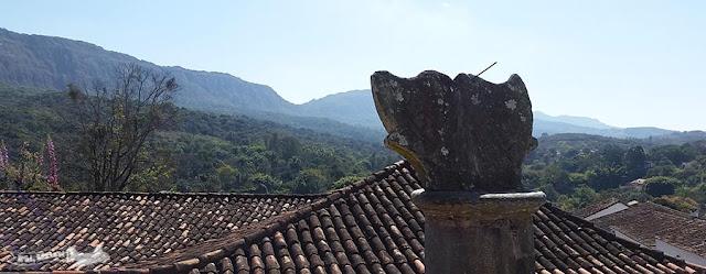 Estrada Real, Caminho Velho, Tiradentes, Igreja Matriz de Santo Antônio, Serra de São José, Relógio de Sol