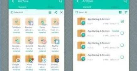 Come effettuare il backup e il ripristino di ogni singola applicazione all'interno del nostro smartphone Android. Anche da scheda SD