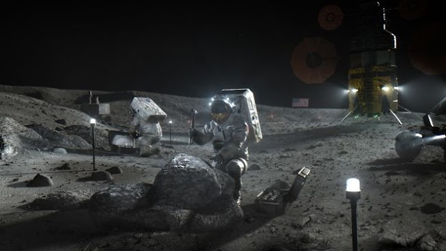NASA estabelece 'acordos da Artemis' para exploração responsável da Lua