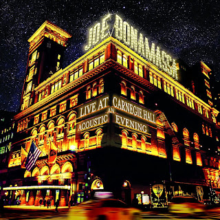 Joe Bonamassa's Live At Carnegie Hall