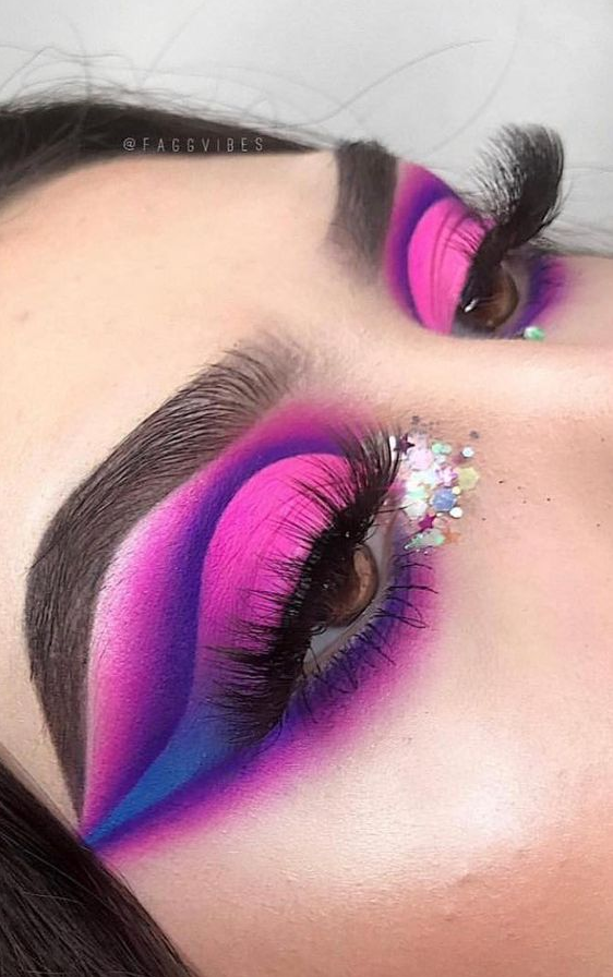 Eyeshadow Ideas - These Are The 10 Best Glamor Eyeshadow Ideas And Eyeshadow Basics Everyone Must Know! Part 10