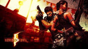 Resident Evil 5  download game android high compress