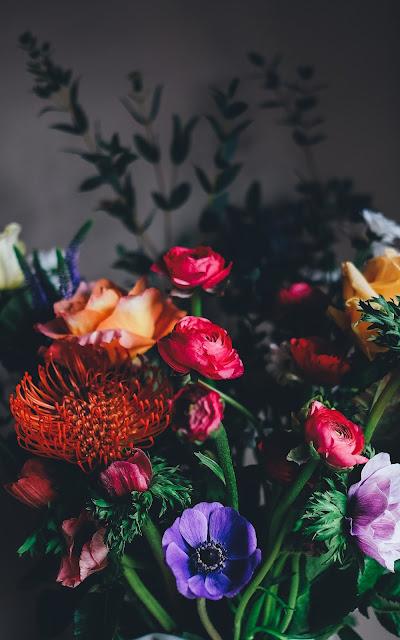 Flowers: Photo by Annie Spratt on Unsplash