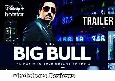 Abhishek Bachchan The Big Bull Movie Trailer ... - viralchors