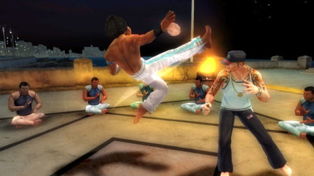 Martial Arts Capoeira PC Full Version