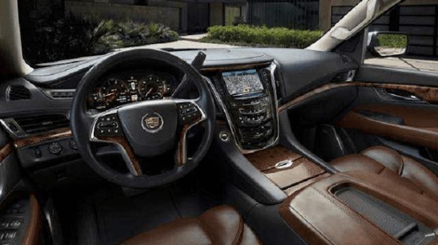 Cadillac Escalade EXT redesign