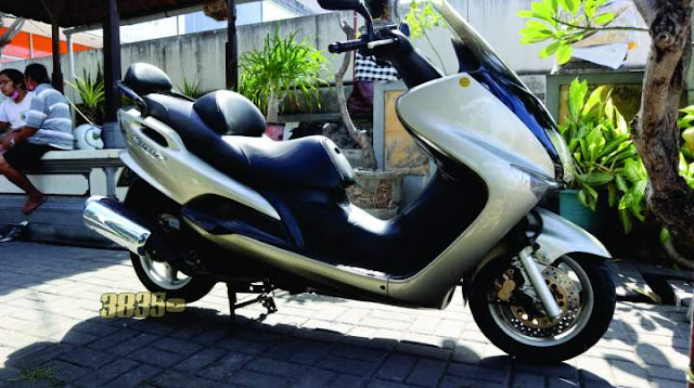Yamaha Majesty YP 125 tahun 2020 Gold