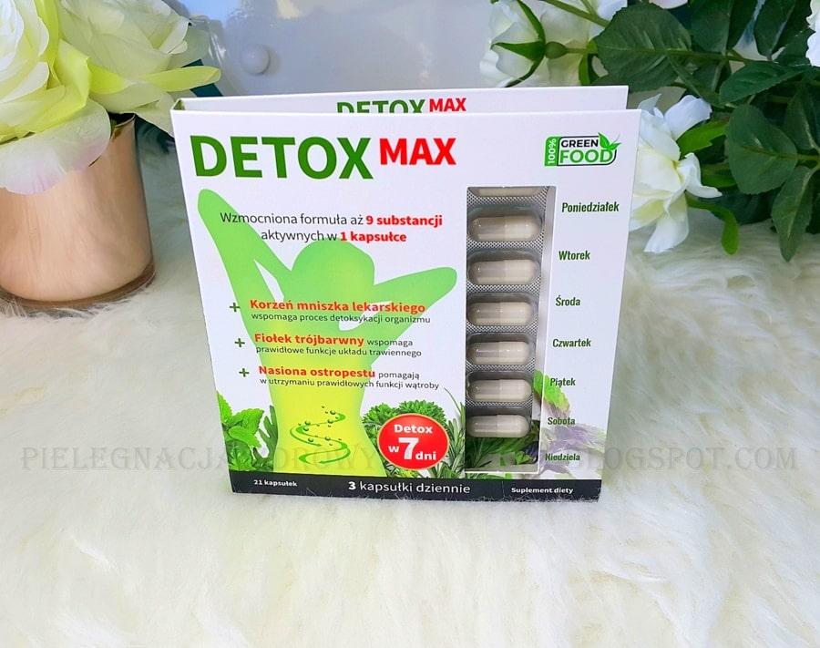 Detox Max | Oczyszczanie w 7 dni z Noble Health